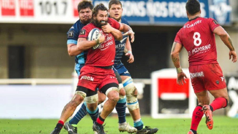 top 14 toulon potgieter forfait face au stade rochelais rugby france xv de départ 15