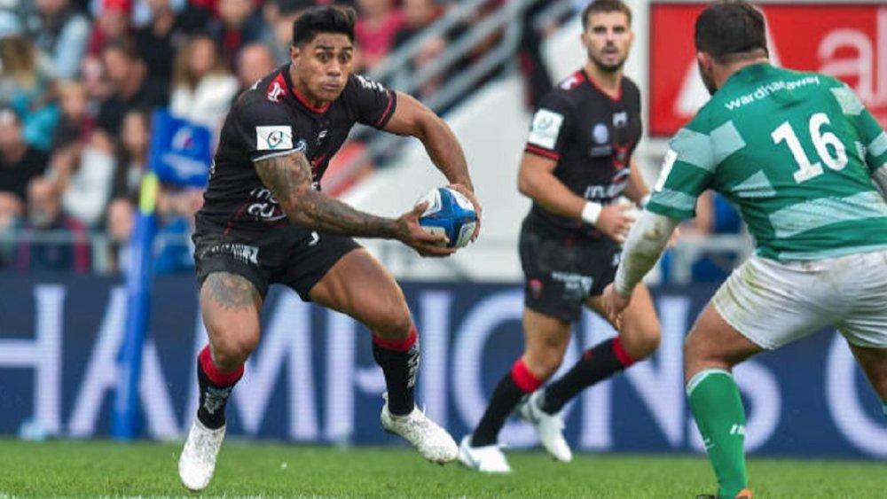 top 14 transfert toulon fekitoa vers l'angleterre rugby france xv de départ 15
