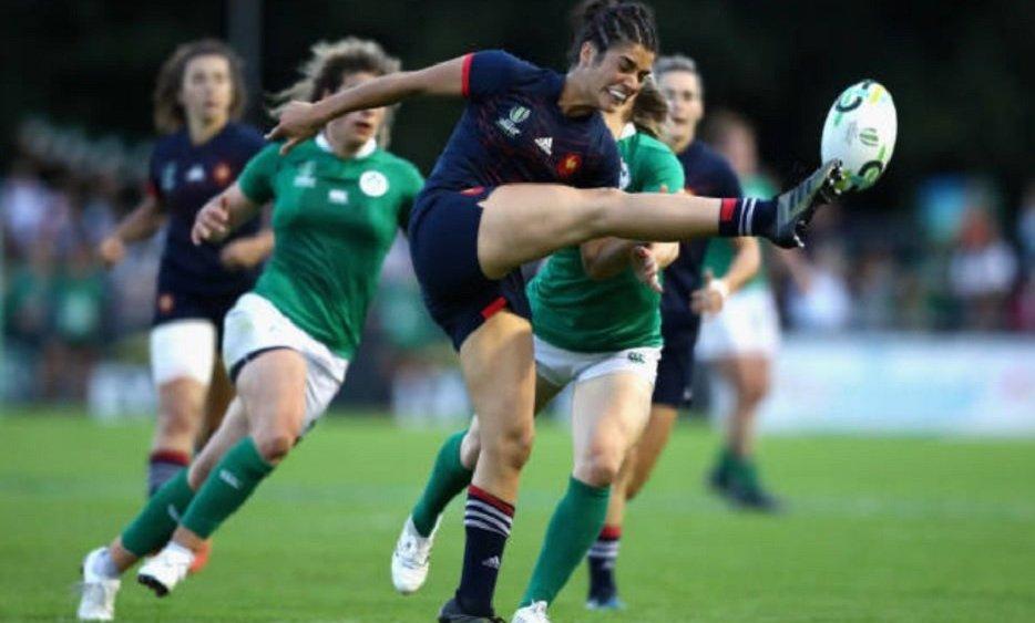 france féminines fin de saison pour amédée rugby france xv de départ 15