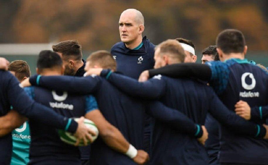 irlande devin toner titulaire rugby international xv de départ 15