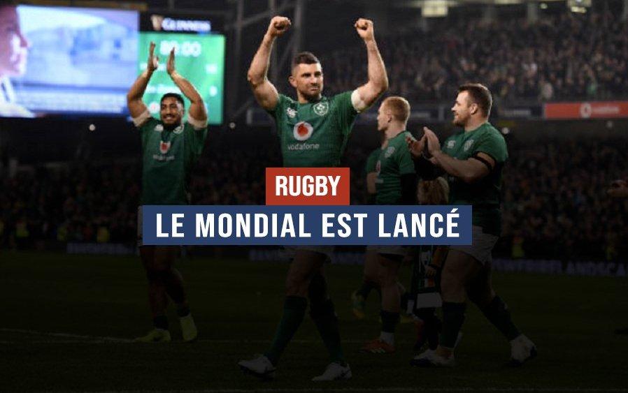 la loupe rugby le mondial est lancé international xv de départ 15