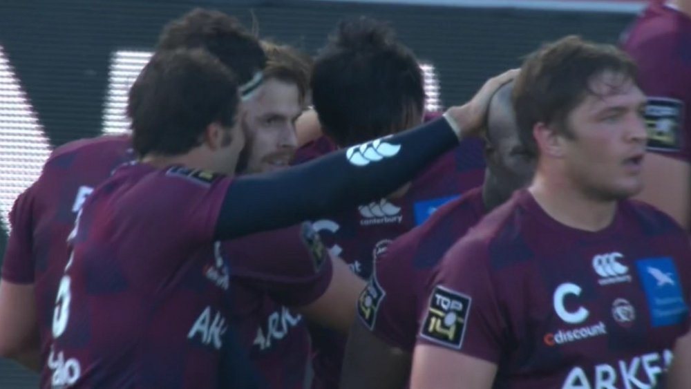 top 14 bordeaux se rattrape rugby france xv de départ 15