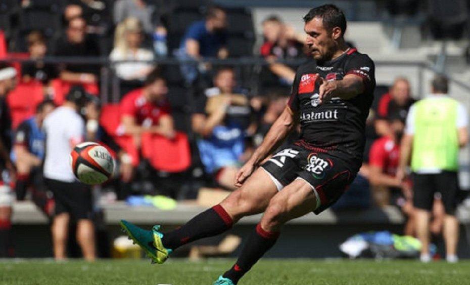 top 14 lyon lionel beauxis s'en va rugby france xv de départ 15
