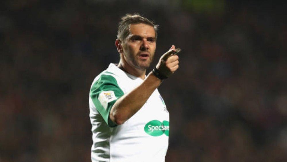 top 14 12ème journée arbitres et programme tv rugby france xv de départ 15