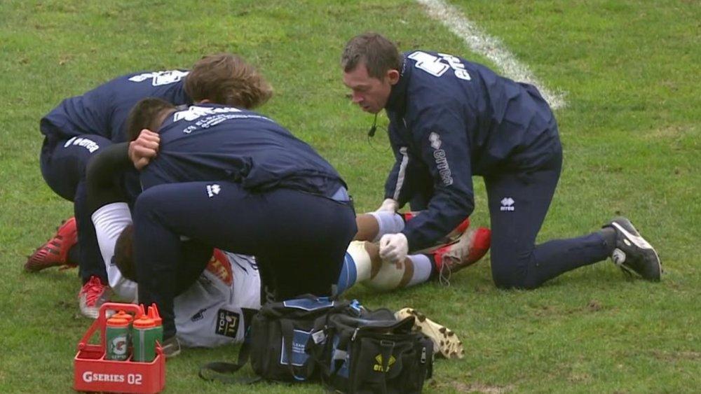 top 14 agen luxation de la hanche pour mchelidze rugby france xv de départ 15