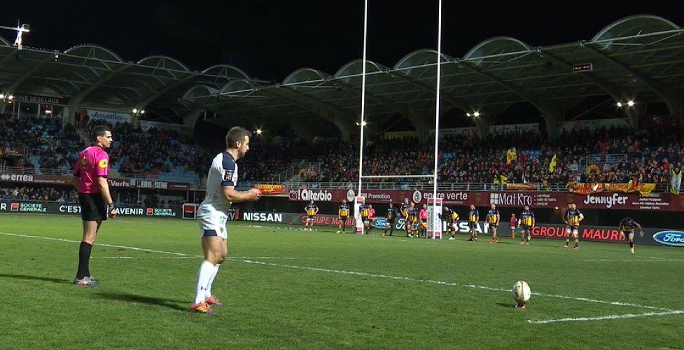 top 14 clermont leader de la phase aller rugby france xv de départ 15