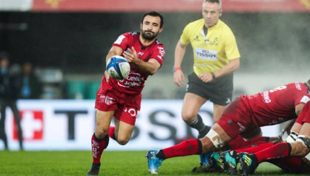 top 14 grenoble eric escande en approche rugby france xv de départ 15