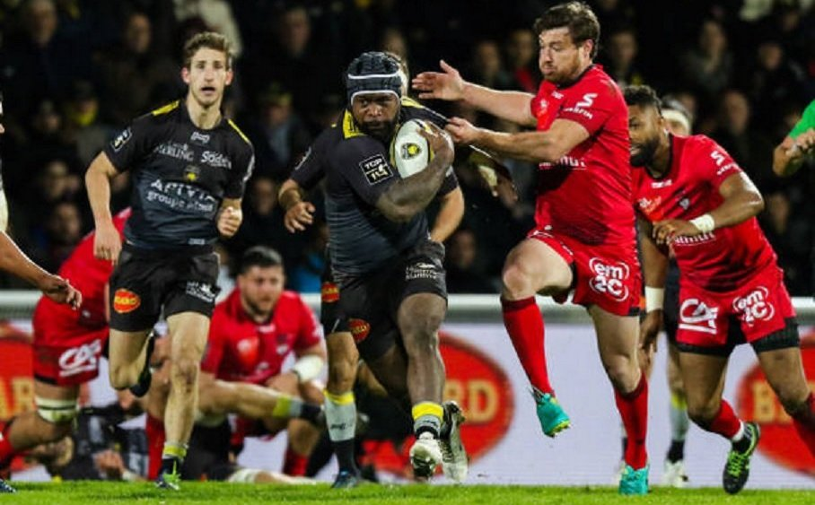 top 14 la rochelle botia absent 6 semaines rugby france xv de départ 15