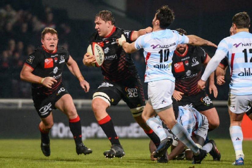top 14 lyon oosthuizen absent un mois rugby france xv de départ 15