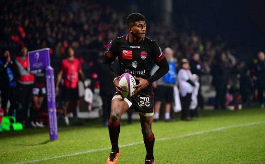 top 14 lyon premier contrat pro pour jone tuva rugby france xv de départ 15
