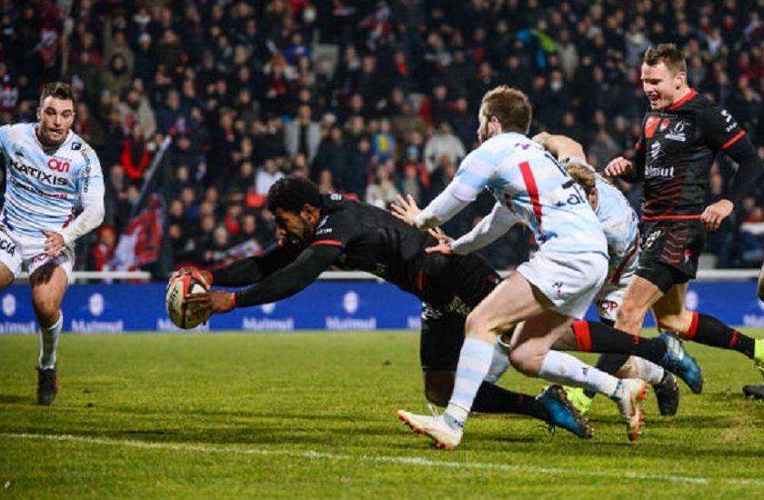 top 14 lyon se défait du racing 92 rugby france xv de départ 15