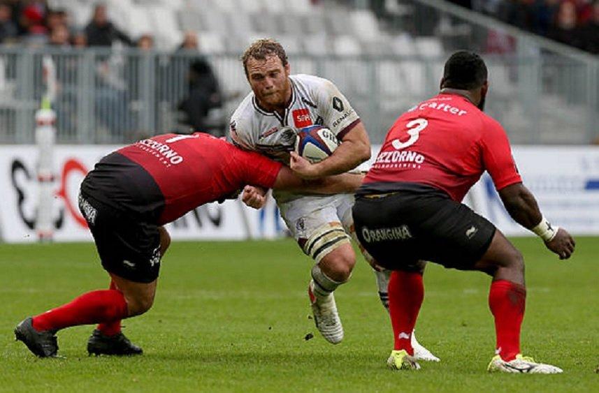 top 14 ubb luke braid s'en va rugby france xv de départ 15