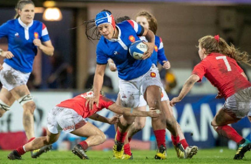 bleues un groupe presque inchangé rugby 6 nations féminin xv de départ 15