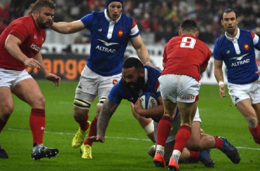 bleus sans atonio et fofana rugby 6 nations xv de départ 15