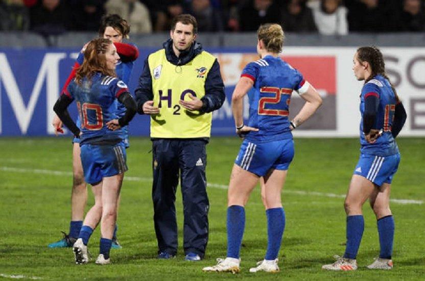 bleues olivier lièvremont quitte le staff rugby france xv de départ 15