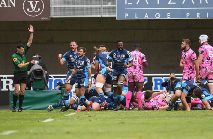 top 14 montpellier se donne le droit d'y croire rugby france xv de départ 15
