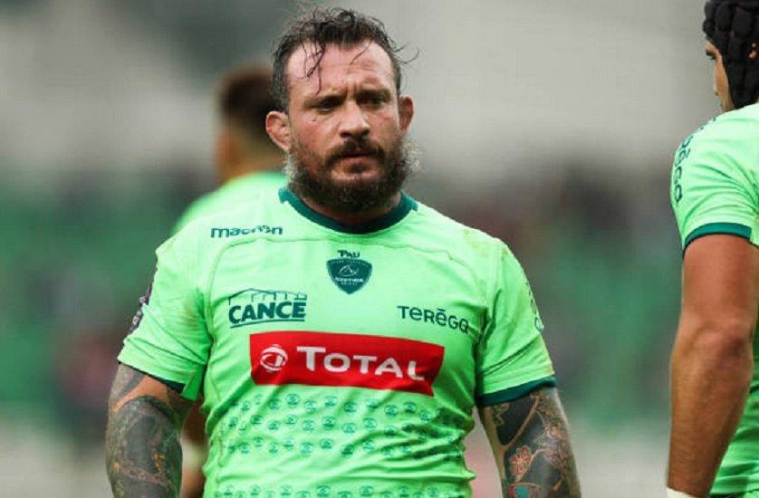top 14 pau clap de fin pour thomas domingo rugby france xv de départ 15