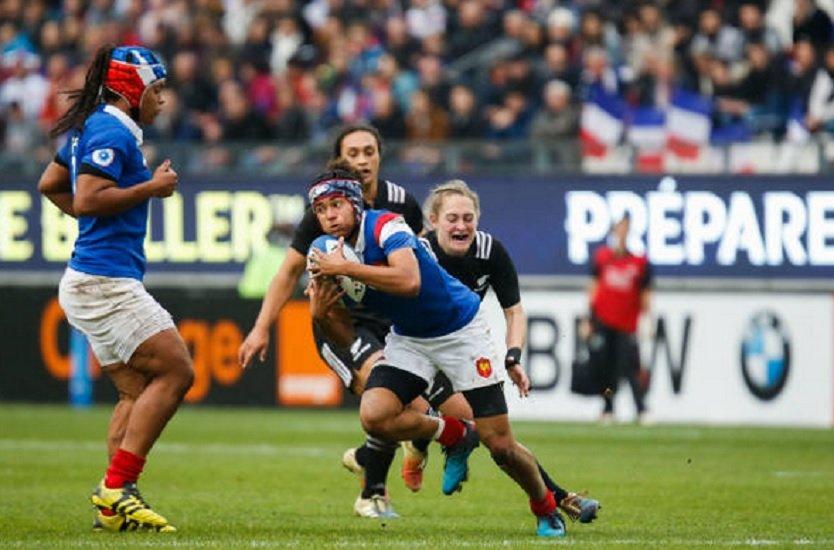 tryandstopus la nouvelle campagne de promotion du rugby féminin par world rugby international xv de départ 15