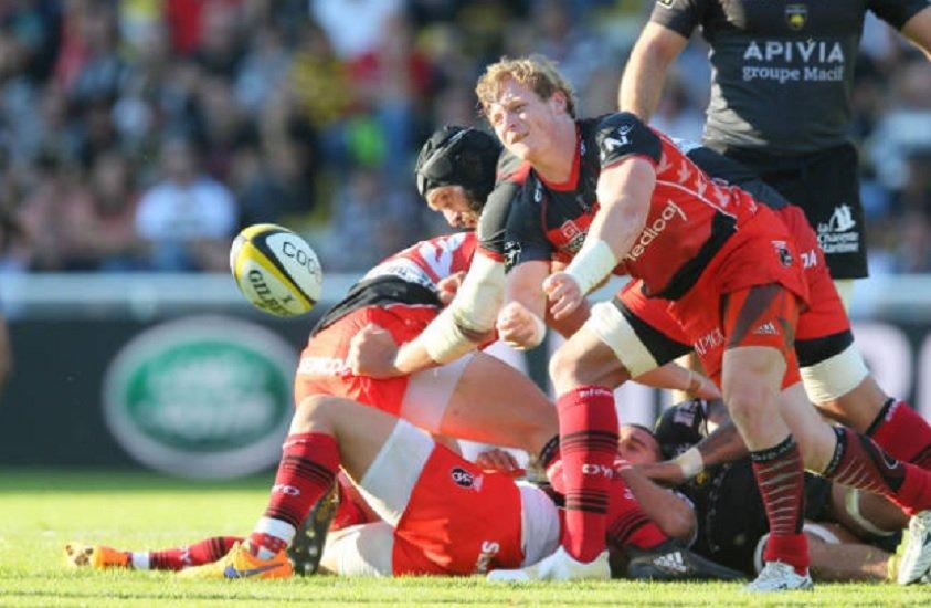 top 14 transfert james hall s'est engagé rugby france xv de départ 15