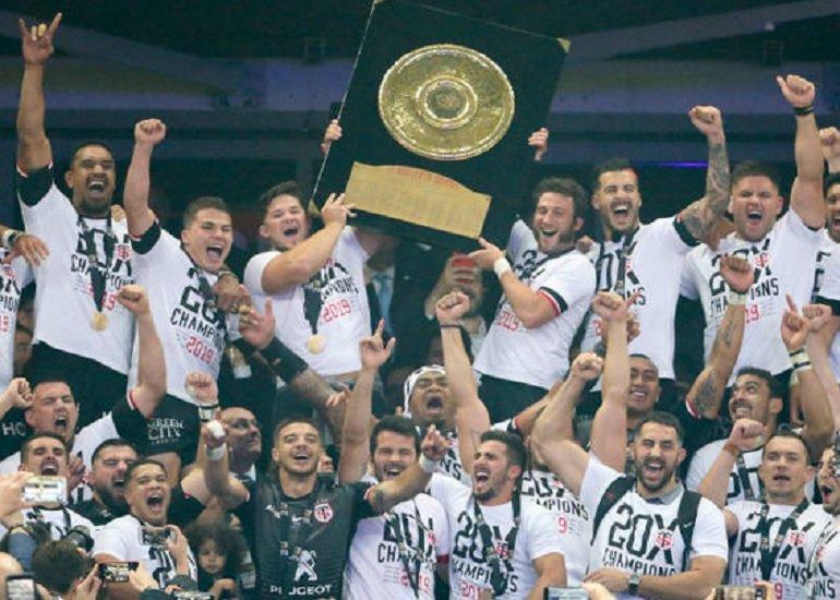toulouse top 14 le film de la fête d'après finale rugby france xv de départ 15
