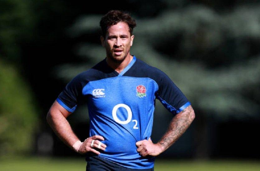 angleterre danny cipriani écarté rugby international xv de départ 15