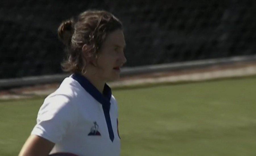 les bleues battent la nouvelle-zélande rugby france xv de départ 15