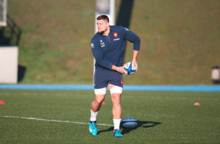 bleus paul willemse forfait pour le mondial rugby france xv de départ 15