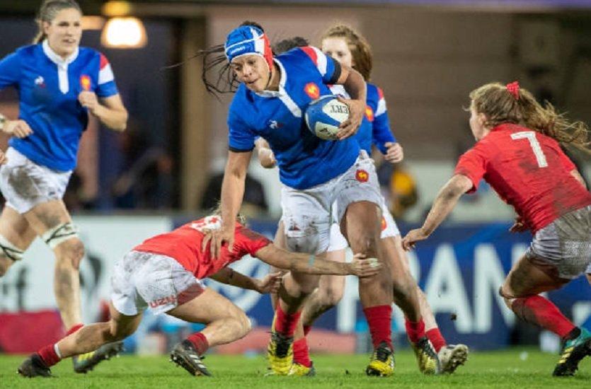 super series safi n'diaye de retour avec les bleues rugby france xv de départ 15