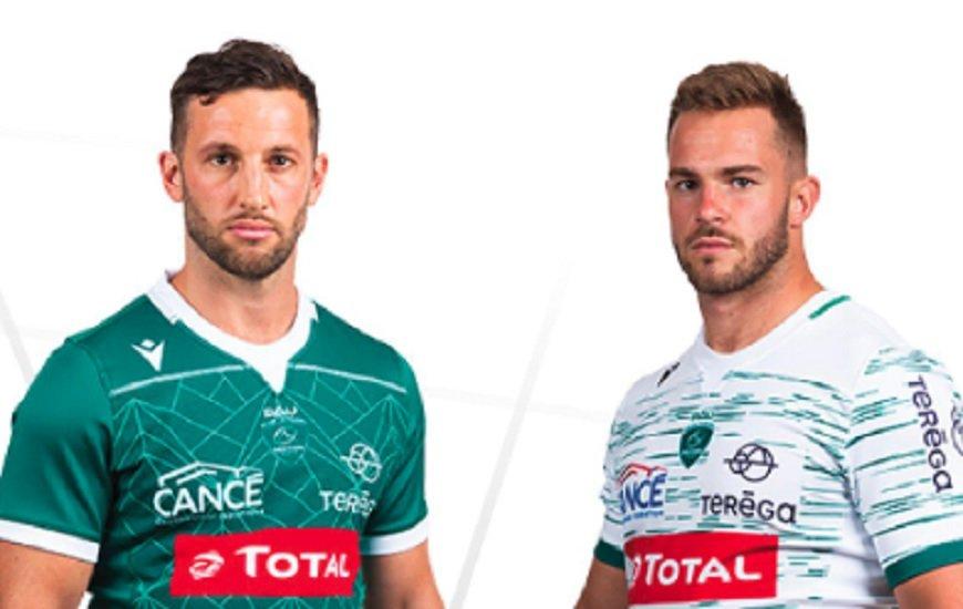 top 14 la section présente son nouveau jeu de maillots rugby france xv de départ 15