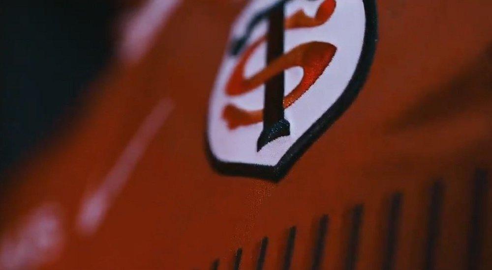 toulouse retour du rouge sur le maillot domicile rugby france xv de départ 15