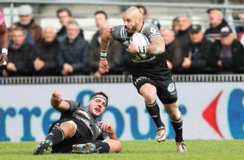 castres un rêve d'enfant pour benjamin lapeyre rugby france xv de départ 15
