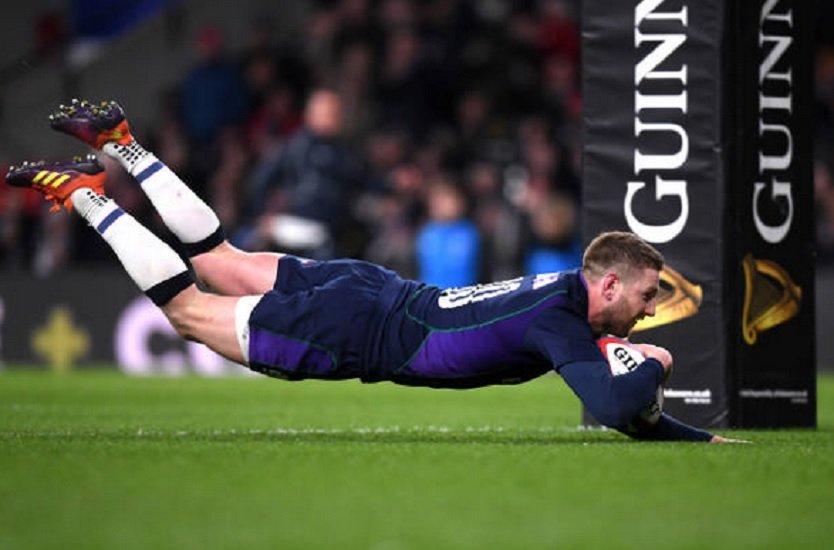 l'ecosse retrouve ses cadres à l'arrière rugby international xv de départ 15