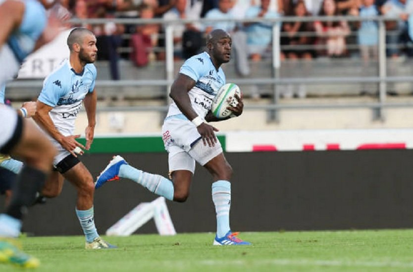 bayonne djibri camara convoqué par yannick bru rugby france xv de départ 15