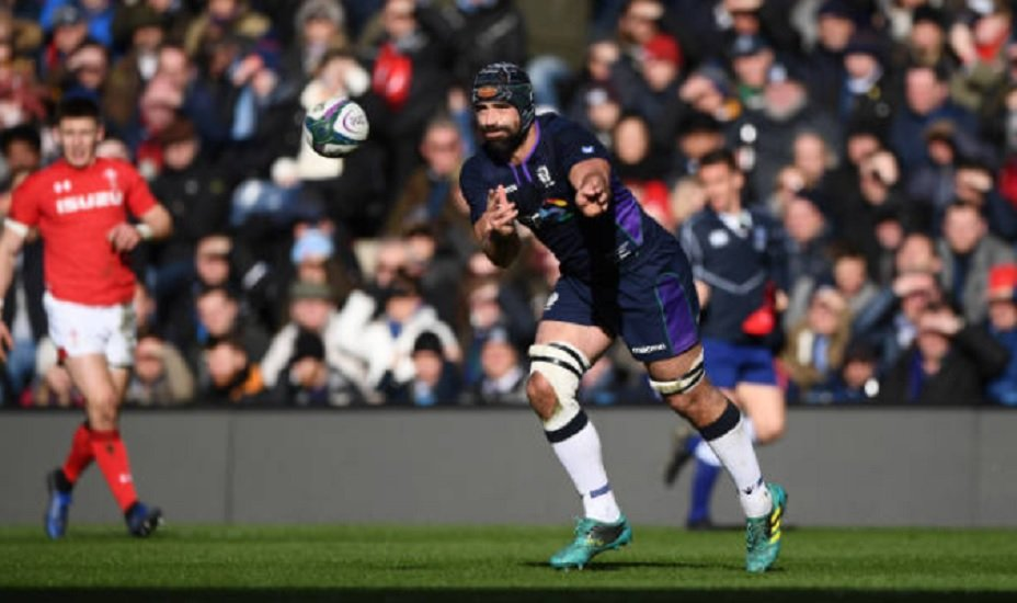 ecosse josh strauss non retenu international xv de départ 15