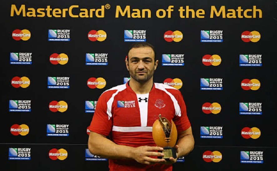 géorgie mamuka gorgodze rappelé en sélection rugby international xv de départ 15