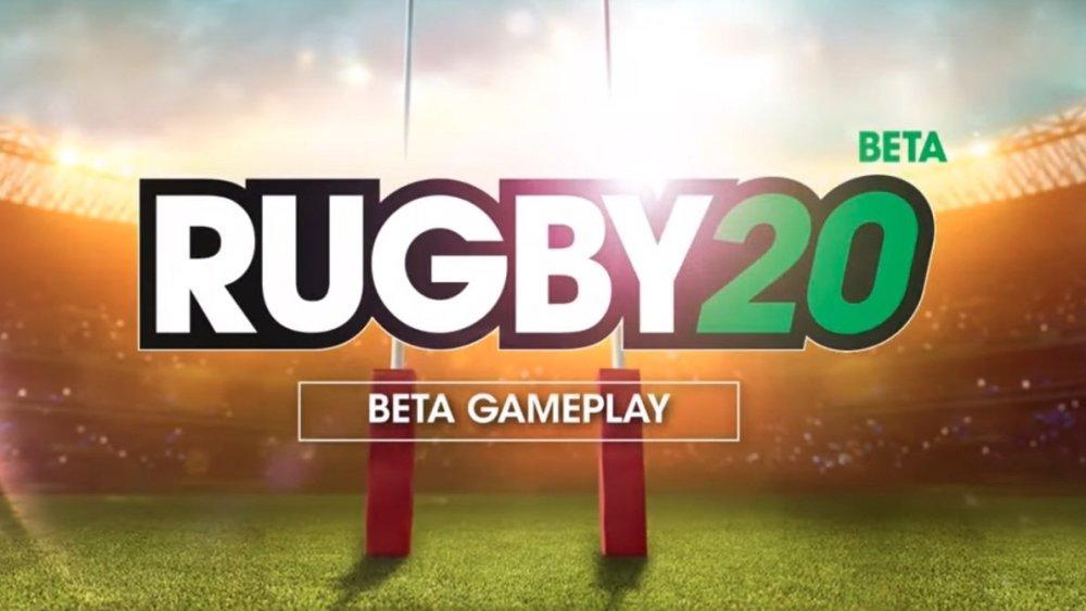 gaming rugby 20 sortie repoussée une bêta disponible rugby france xv de départ 15
