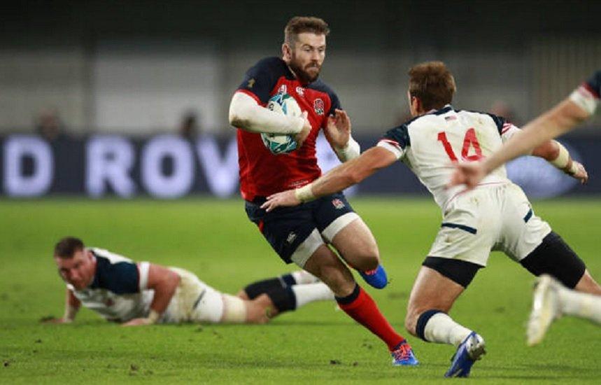 les anglais sans forcer coupe du monde rugby xv de départ 15