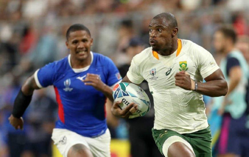 les springboks croquent le voisin namibien rugby coupe du monde xv de départ 15