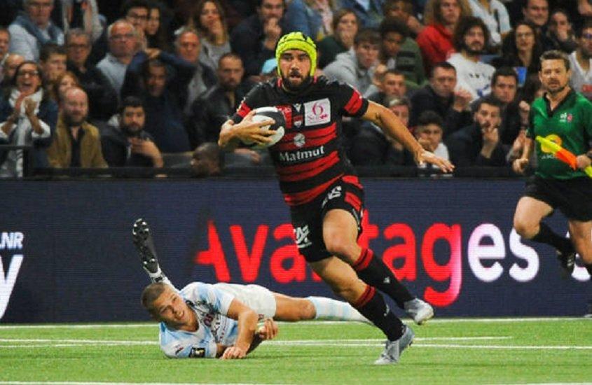 top 14 et de 5 pour lyon rugby france xv de départ 15