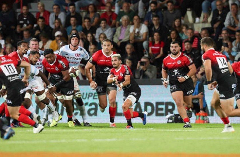 top 14 toulouse décroche sa première victoire rugby france xv de départ 15