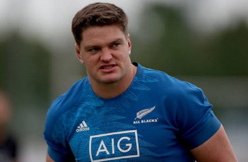 all blacks scott barrett recule d'un cran rugby coupe du monde xv de départ 15