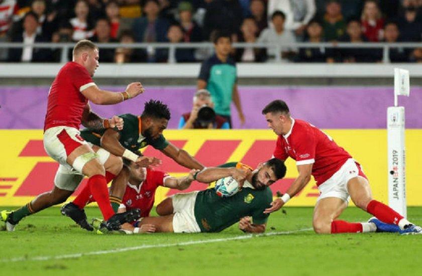 l'afrique du sud rejoint l'angleterre en finale rugby coupe du monde xv de départ 15