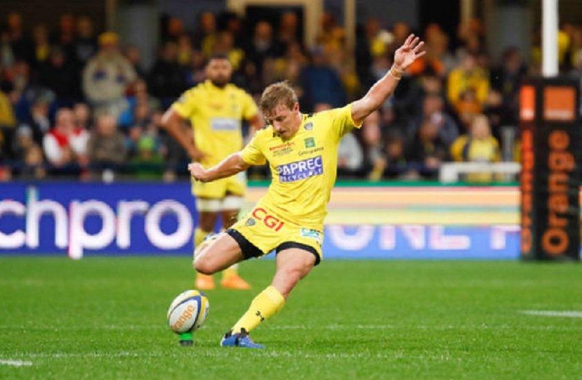 top 14 clermont fait tomber lyon rugby france xv de départ 15