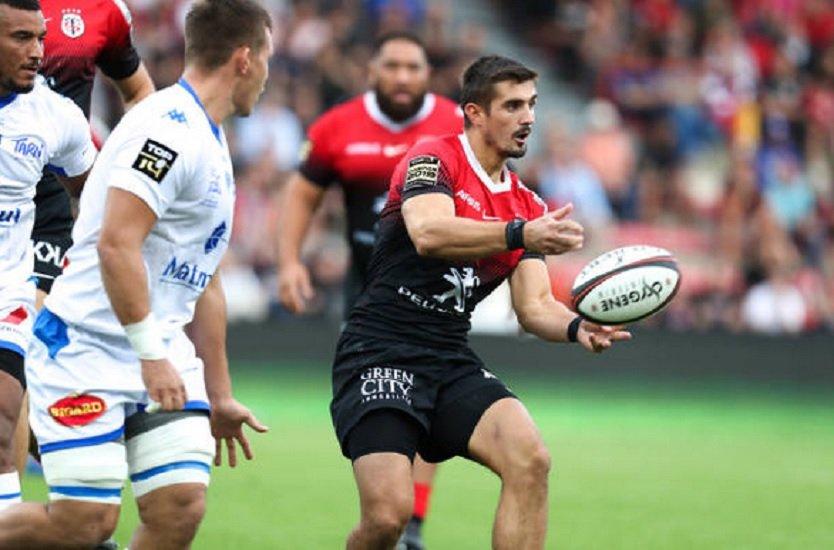 top 14 le stade toulousain reste invaincu à domicile rugby france xv de départ 15