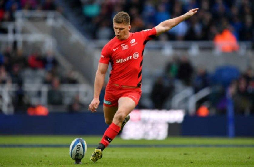 les saracens ne feront pas appel de la sanction rugby international xv de départ 15