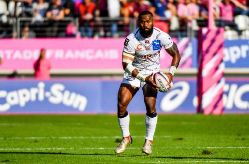 top 14 semi radradra quitte bordeaux rugby france xv de départ 15
