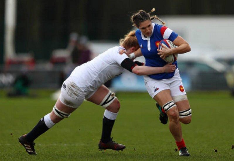 bleues une liste de 35 joueuses pour préparer le tournoi des 6 nations rugby france xv de départ 15