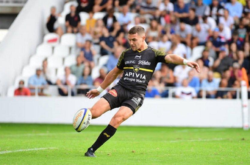 la rochelle libère maxime lafage rugby france xv de départ 15