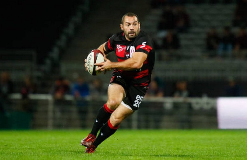 lyon doussain absent trois mois rugby france xv de départ 15