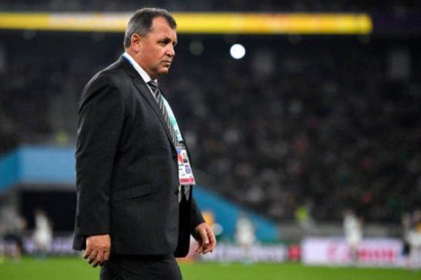 nouvelle zélande ian foster nommé nouveau sélectionneur rugby international xv de départ 15
